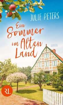 Julie Peters: Ein Sommer im Alten Land, Buch