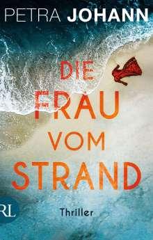 Petra Johann: Die Frau vom Strand, Buch
