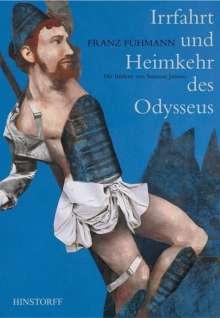 Franz Fühmann: Irrfahrt und Heimkehr des Odysseus, Buch