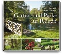 Jens Beck: Gärten und Parks auf Rügen, Buch