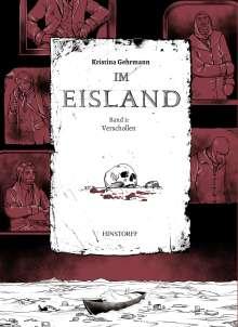 Kristina Gehrmann: Im Eisland 03: Verschollen, Buch