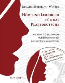 Renate Herrmann-Winter: Hör- und Lernbuch für das Plattdeutsche, Buch