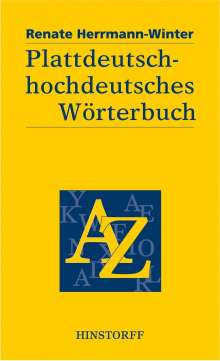 Renate Herrmann-Winter: Plattdeutsch-hochdeutsches Wörterbuch, Buch