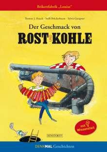 Hauck: Der Geschmack von Rost und Kohle, Buch
