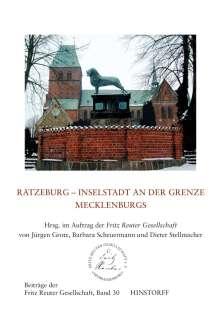 Ratzeburg - Inselstadt an der Grenze Mecklenburgs, Buch