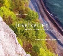 Holger Teschke: Inselzeiten, Buch