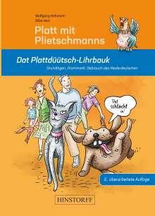 Wolfgang Hohmann: Platt mit Plietschmanns, Buch