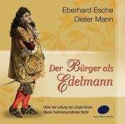 Molière: Der Bürger als Edelmann, CD