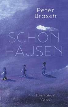 Peter Brasch: Schön hausen, Buch