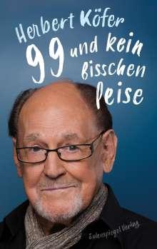 Herbert Köfer: 99 und kein bisschen leise, Buch