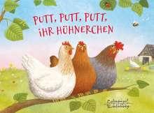 Ernst Anschütz: Putt, putt, putt, ihr Hühnerchen, Buch
