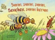 Heinrich Hoffmann von Fallersleben: Summ, summ, summ, Bienchen, summ herum, Buch