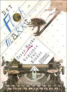 Peter Hacks: Der Flohmarkt, Buch