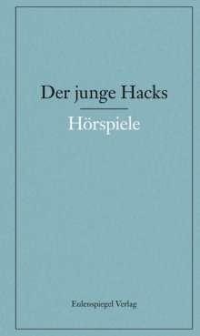 Peter Hacks: Der junge Hacks 3, Buch