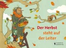 Peter Hacks: Der Herbst steht auf der Leiter, Buch