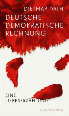 Dietmar Dath: Deutsche Demokratische Rechnung, Buch