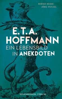 Bernd Hesse: E.T.A. Hoffmann, Buch