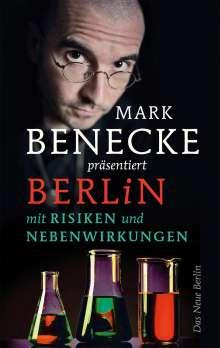 Berlin mit Risiken und Nebenwirkungen, Buch