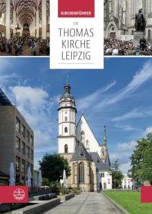Martin Petzold: Die Thomaskirche Leipzig, Buch