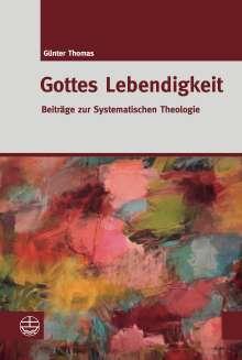 Günter Thomas: Gottes Lebendigkeit, Buch