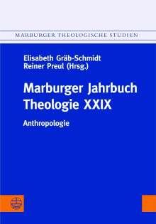 Marburger Jahrbuch Theologie XXIX, Buch