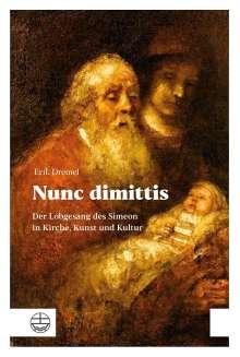 Erik Dremel: Nunc dimittis, Buch