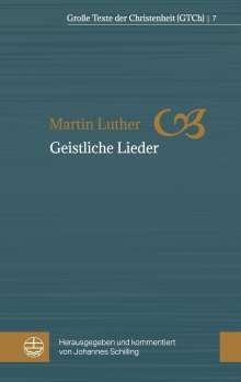 Martin Luther: Geistliche Lieder, Buch