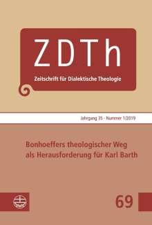 Bonhoeffers theologischer Weg als Herausforderung für Karl Barth, Buch