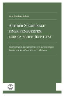 Anna Christiane Seebens: Auf der Suche nach einer erneuerten europäischen Identität, Buch