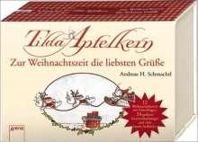 Andreas H. Schmachtl: Tilda Apfelkern. Zur Weihnachtszeit die liebsten Grüße, Diverse