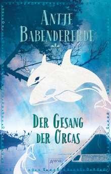 Antje Babendererde: Der Gesang der Orcas, Buch