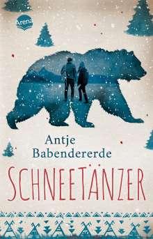 Antje Babendererde: Schneetänzer, Buch