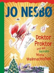 Jo Nesbø: Doktor Proktor und das beinahe letzte Weihnachtsfest (5), Buch