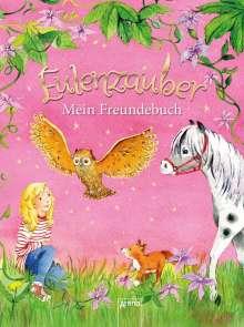Ina Brandt: Eulenzauber. Mein Freundebuch, Buch