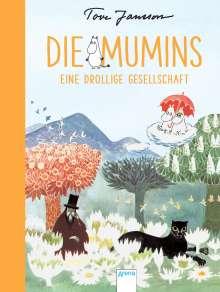 Tove Jansson: Die Mumins. Eine drollige Gesellschaft, Buch