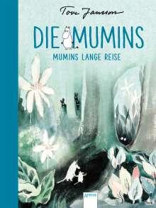 Tove Jansson: Die Mumins. Mumins lange Reise, Buch