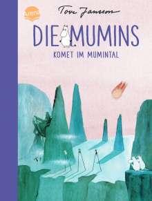 Tove Jansson: Die Mumins. Komet im Mumintal, Buch