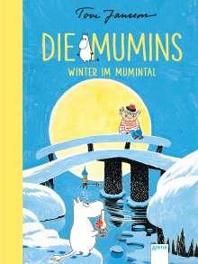 Tove Jansson: Die Mumins. Winter im Mumintal, Buch