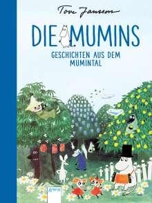 Tove Jansson: Die Mumins. Geschichten aus dem Mumintal, Buch