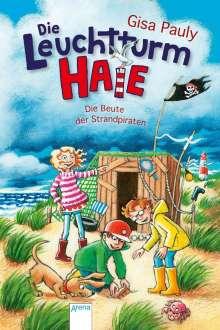 Gisa Pauly: Die Leuchtturm-HAIE (3). Die Beute der Strandpiraten, Buch