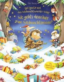 Dirk Hennig: Igel Ignatz und das Weihnachtswunder-Wupp, Buch