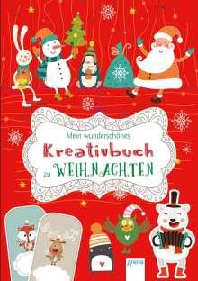 Mein wunderschönes Kreativbuch zu Weihnachten, Buch