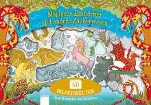 Patricia Moffett: Magische Einhörner und andere Zauberwesen, Buch