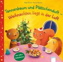 Katja Richert: Tannenbaum und Plätzchenduft - Weihnachten liegt in der Luft, Buch