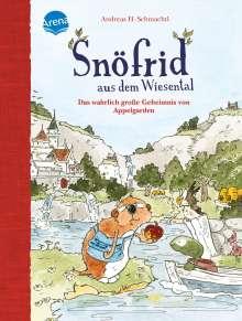 Andreas H. Schmachtl: Snöfrid aus dem Wiesental, Buch