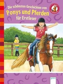 Sarah Bosse: Die schönsten Geschichten von Ponys und Pferden für Erstleser, Buch