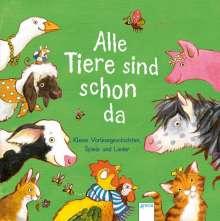 Barbara Bergmann: Alle Tiere sind schon da, Buch