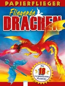 Katherine Sully: Dragons. Drachenstarke Papierflieger, Buch