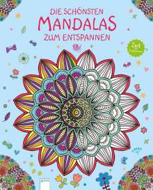 Die schönsten Mandalas zum Entspannen, Buch