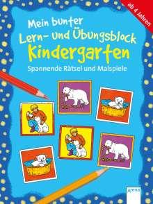 Friederike Barnhusen: Spannende Rätsel und Malspiele, Buch